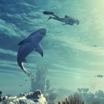Maneater krijgt een nieuwe trailer waarin je als haai mensen opvreet