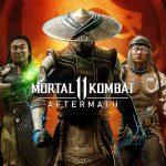 DLC Special: Mortal Kombat 11: Aftermath – Extra fighter content zoals het zou moeten