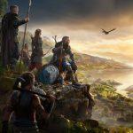 Ook Assassin's Creed: Valhalla duikt op gedurende het Ubisoft Foward evenement
