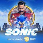 Prijsvraag: Win 5x Pathé Thuis codes voor de film Sonic