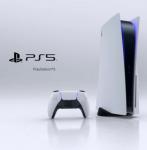 PS5 doos toont verschillende data transfer opties tussen PS4 en PS5