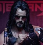 Keanu Reeves schittert in korte nieuwe Cyberpunk 2077 commercial