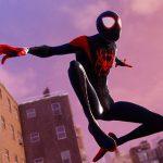 Het pak van Miles Morales uit Spider-Man: Into the Spider-Verse zit in de game