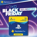 Scoor nu tijdelijk 12 maanden PlayStation Plus voor €43,89