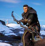 Krachtig Isu wapen is gevonden in een stapel stenen in Assassin's Creed: Valhalla