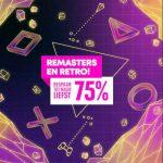 Retro en remaster sale is van start gegaan in de PlayStation Store