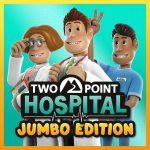 Two Point Hospital wordt in maart als 'Jumbo Edition' uitgegeven
