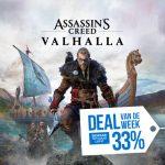 Assassin's Creed: Valhalla is de nieuwe PlayStation Store deal van de week