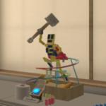 Los puzzels op door middel van kettingreacties in PlayStation VR game Gadgeteer