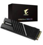 De AORUS NVMe Gen4 SSD van Gigabyte is ook compatibel met de PlayStation 5