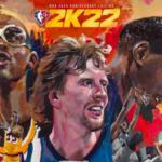 NBA 2K22 Cover Thumbnail Dirk