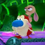 Ren en Stimpy zullen hun opwachting maken in Nickelodeon All-Star Brawl